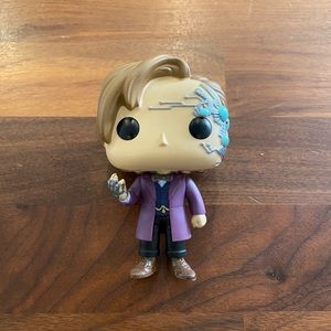 Doctor Who Funko POP 11th Doctor Mr Clever